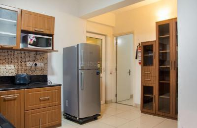 Kitchen Image of 3 Bhk In Bridage Metropolis in Mahadevapura