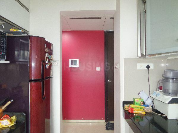 Kitchen Image of 856 Sq.ft 2 BHK Apartment for rent in Chembur for 45000