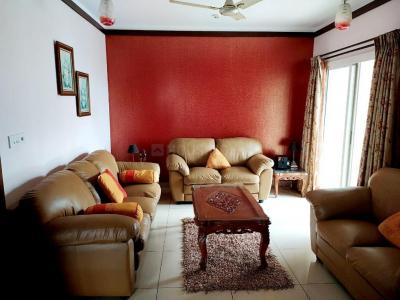 Gallery Cover Image of 3200 Sq.ft 3 BHK Villa for rent in Kaikondrahalli for 65000