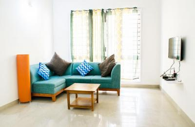 Living Room Image of PG 4642321 Dasarahalli in Dasarahalli