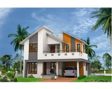 Gallery Cover Image of 1200 Sq.ft 2 BHK Independent House for buy in Karjat for 4400000