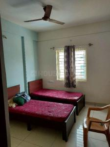 Bedroom Image of Sri Sai Residency in Ejipura