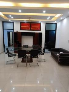 Gallery Cover Image of 1800 Sq.ft 3 BHK Apartment for rent in Jangpura for 51000