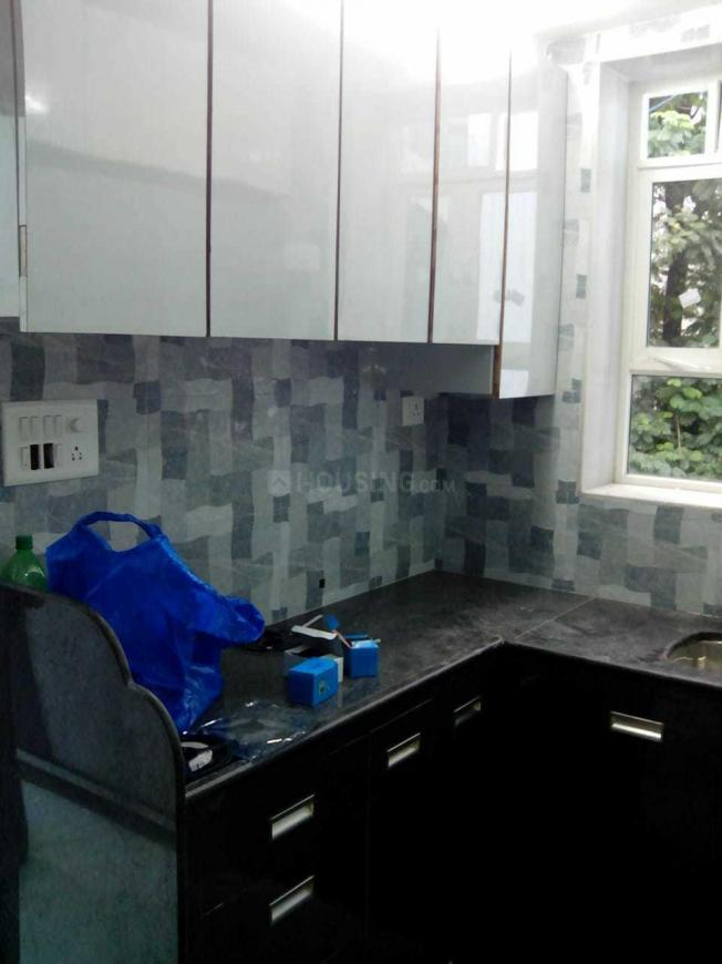 Kitchen Image of 700 Sq.ft 2 BHK Apartment for buy in Bandra West for 25500000