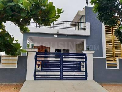 Gallery Cover Image of 760 Sq.ft 2 BHK Independent House for buy in Rathinamangalam for 4100000