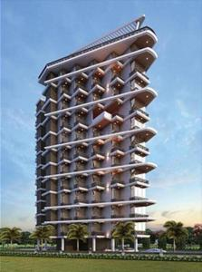 Gallery Cover Image of 765 Sq.ft 1 BHK Apartment for buy in Unique The Empress, Mira Road East for 6249000