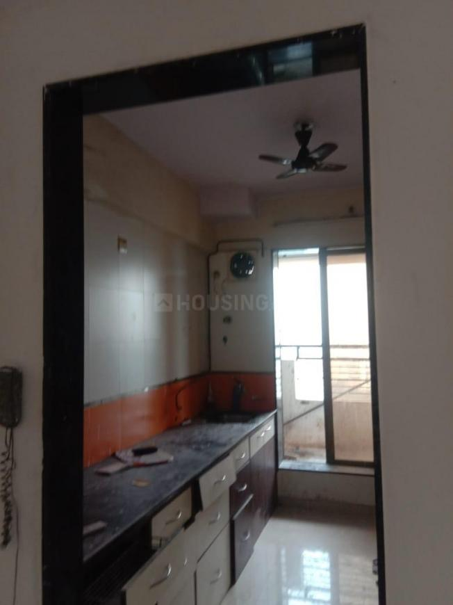 Kitchen Image of 1290 Sq.ft 3 BHK Apartment for rent in Thane West for 32000