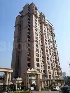 Gallery Cover Image of 550 Sq.ft 1 BHK Apartment for rent in Squarefeet Ace Square, Kasarvadavali, Thane West for 13500