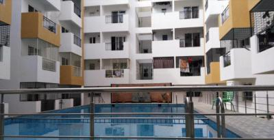 Gallery Cover Image of 1225 Sq.ft 2 BHK Apartment for rent in Parappana Agrahara for 20000
