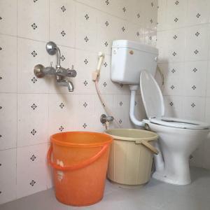 बसवानागुडी में यशस जैंट्स पीजी में बाथरूम की तस्वीर