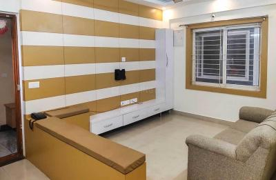 Gallery Cover Image of 1300 Sq.ft 3 BHK Apartment for rent in Whitefield for 41000