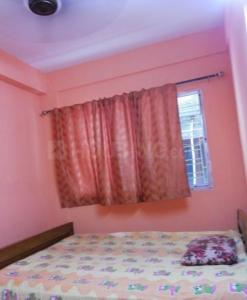 Gallery Cover Image of 500 Sq.ft 1 BHK Apartment for rent in Kaikhali for 4800