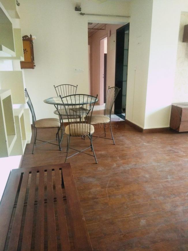 Living Room Image of 1100 Sq.ft 2 BHK Apartment for rent in Kandivali East for 34000