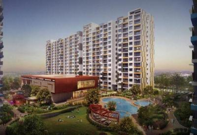 Gallery Cover Image of 1915 Sq.ft 3 BHK Apartment for buy in Adarsh Palm Retreat Lake Front, Kaikondrahalli for 14000000