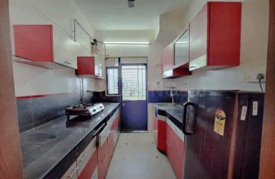Kitchen Image of 3 Bhk In Runwal Pride in Mulund West