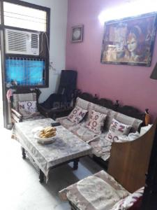 Gallery Cover Image of 446 Sq.ft 1 BHK Independent Floor for rent in Budh Vihar for 6000