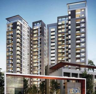 Gallery Cover Image of 1002 Sq.ft 2 BHK Apartment for buy in Koyambedu for 9020000