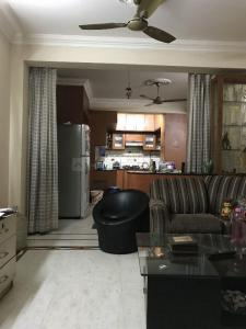 Gallery Cover Image of 1800 Sq.ft 3 BHK Apartment for rent in Saket for 65000