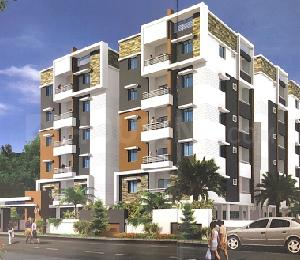 Gallery Cover Image of 1040 Sq.ft 2 BHK Apartment for buy in Supriya Empire, Quthbullapur for 4472000