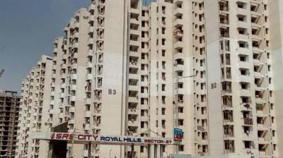 Gallery Cover Image of 1150 Sq.ft 2 BHK Apartment for buy in SRS Royal Hills, Neharpar Faridabad for 3600000