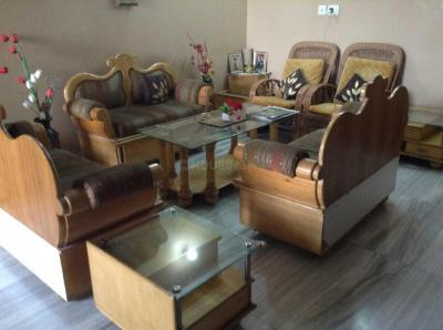 Gallery Cover Image of 1800 Sq.ft 3 BHK Apartment for rent in Sector 52 for 45000