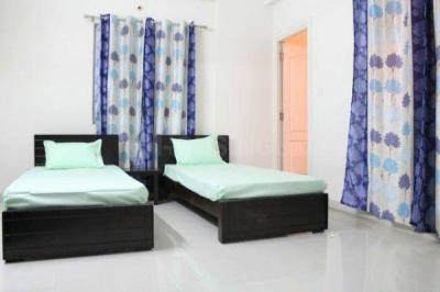 Bedroom Image of Fully Furnished Paying Guest In Powai Vihar Complex Chandivali Powai in Powai