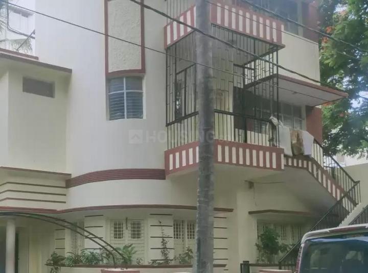 जयानगर में इन्न्फ़िनीटी न्यू के बिल्डिंग की तस्वीर