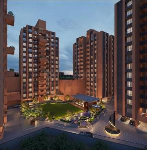 Gallery Cover Image of 1686 Sq.ft 3 BHK Apartment for buy in Rajshree Elanza, New Ranip for 6170500