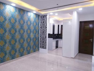 Gallery Cover Image of 850 Sq.ft 3 BHK Independent Floor for rent in Sector 24 Rohini for 20000