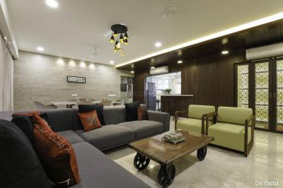 Gallery Cover Image of 2625 Sq.ft 4 BHK Apartment for buy in Hiranandani Estate for 69000000