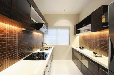 Gallery Cover Image of 590 Sq.ft 1 BHK Apartment for buy in Thane West for 8000000
