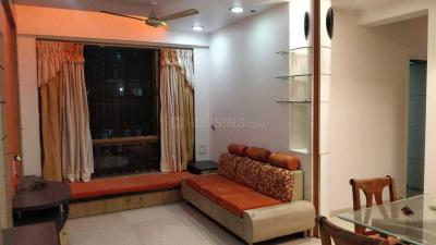 Gallery Cover Image of 1200 Sq.ft 3 BHK Apartment for rent in Thane West for 46000