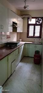 Gallery Cover Image of 1800 Sq.ft 3 BHK Independent Floor for rent in Jaunapur for 30000