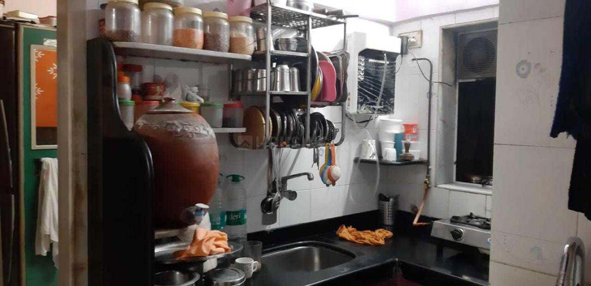 Kitchen Image of 800 Sq.ft 2 BHK Apartment for buy in Wadala for 14500000