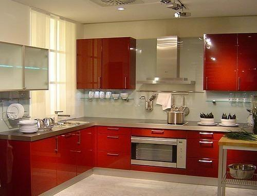 Kitchen Image of 2700 Sq.ft 3 BHK Independent House for buy in Sushant Lok I for 40000000