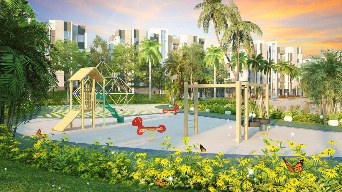 Playing Area Image of 715 Sq.ft 2 BHK Apartment for buy in Paschim Barisha for 2100000
