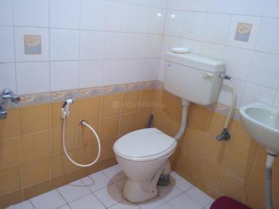 शबबीर पी.जी इन उलसूर के कॉमन बाथरूम की तस्वीर