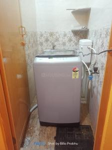 Bathroom Image of Chennai's PG Hub in Karapakkam