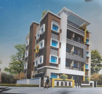 Gallery Cover Image of 700 Sq.ft 2 BHK Apartment for buy in Agarpara for 1750000