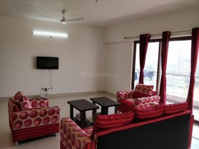 Living Room Image of PG 4193592 Hinjewadi in Hinjewadi