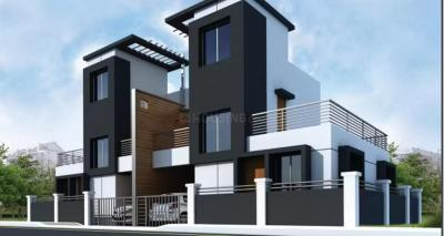 Gallery Cover Image of 1095 Sq.ft 3 BHK Independent House for buy in Lohegaon for 5050000