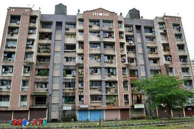 Gallery Cover Image of 585 Sq.ft 1 BHK Apartment for rent in Thane West for 12000