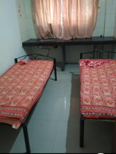 Bedroom Image of Naga PG Services in Pimple Nilakh