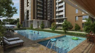 Gallery Cover Image of 2765 Sq.ft 3 BHK Apartment for buy in Shriram Southern Crest, Kumaraswamy Layout for 19300000