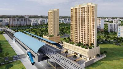 Gallery Cover Image of 1070 Sq.ft 2 BHK Apartment for buy in Satyam Oasis, Taloja for 5600000