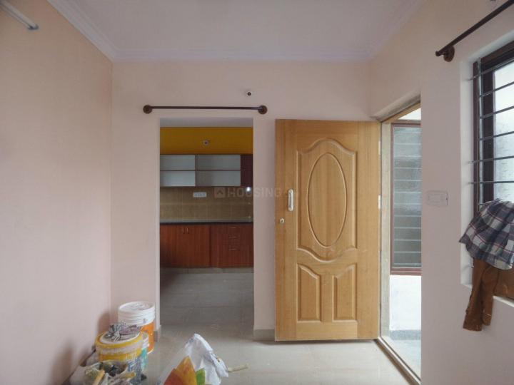 Living Room Image of 900 Sq.ft 2 BHK Independent Floor for rent in Kalena Agrahara for 16000