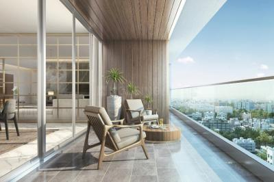 Gallery Cover Image of 6111 Sq.ft 5 BHK Apartment for buy in Goyal Riviera One, Prahlad Nagar for 55000000