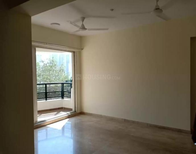 Living Room Image of 1050 Sq.ft 2 BHK Apartment for rent in Srishti Synchronicity, Powai for 52000