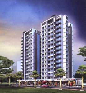 Gallery Cover Image of 720 Sq.ft 1 BHK Apartment for buy in Sahakar Premier, Mira Road East for 5544000
