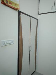 शाहीबाग में शाहिबुयाग पीजी के बेडरूम की तस्वीर
